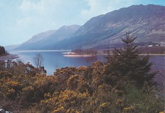 postcard of Loch Lochy, Inverness-shire, Scotland (johnjennings995) Tags: scotland postcard invernessshire lochlochy