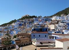 Chefchaouen-Marruecos. (lameato feliz) Tags: pueblo chefchaouen maruecos