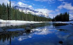 10369.tif (godataimg) Tags: winter mountain snow canada alberta bowriver banffnationalpark castlemountain