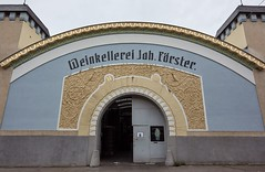 Mosel 2016 - 129 - Trier (===\WR\===) Tags: jugendstil johannförster weinkellerei mosel rheinlandpfalz trier augustatreverorum deutschland deu
