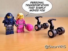 #LEGO_Galaxy_Patrol #IntergalacticGirl #LEGO #Segway #LEGOsegway #SegwayPT #LEGOsegwayPT @SegwayInc @lego_group @lego @bricksetofficial @bricknetwork @brickcentral (@OscarWRG) Tags: lego segway segwaypt legosegway intergalacticgirl legogalaxypatrol legosegwaypt