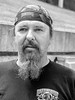 Bearded Biker (J Wells S) Tags: portrait blackandwhite bw monochrome beard kentucky newport biker bandana ohioriver ironhorse newportonthelevee candidportrait dewrag festivalpark ironhorsesaloon riverboatrow newportmotorcyclerally biketoberfest2015