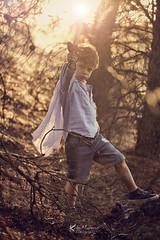 My hero (Enrique J. Mateos Mtnez) Tags: portrait toys lights child fantasy hero sword flares canon6d 100mm28l