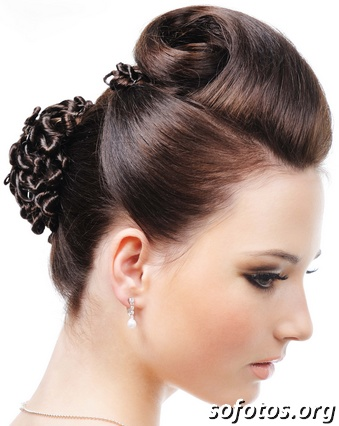 Penteados para noiva 170