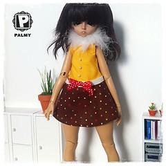 Leeke Art Body (Set2-C) (PALMY*) Tags: art outfit doll body bjd msd mikhaila palmy leeke leekeworld
