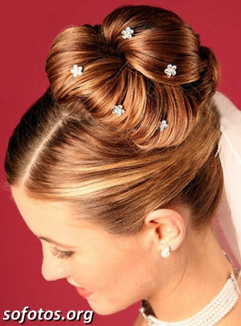 Penteados para noiva 068