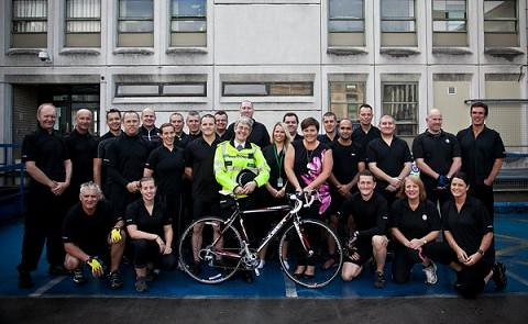 Day 129 - West Midlands Police - Solihull Bike Ride