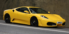 Ferrari, F430, Shek O, Hong Kong (Daryl Chapman's - Automotive Photography) Tags: auto china road windows hk cars car yellow photoshop canon photography hongkong eos drive is nice italian automobile driving power wheels engine fast automotive ferrari headlights gas ii brakes 5d petrol autos grip rims f28 hkg fuel sar drivers horsepower f430 sheko topgear mkiii bhp smd 70200l cs6 worldcars sundaymorningdrive darylchapman aw21