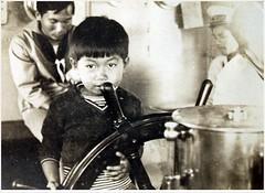ภาพถ่ายวัยเด็กของธาร ยุทธชัยบดินทร์ นักเขียนคุณภาพ