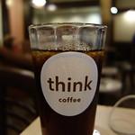 Iced Coffee | Think Coffee | Mercer St | Greenwich Village