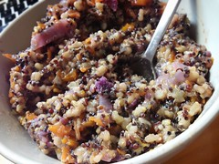 Purple Salad (Dylan) Tags: lunch salad vegan healthy quinoa organic veganfood freshing uploaded:by=flickrmobile flickriosapp:filter=nofilter