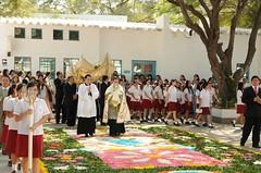 Junio, 10: Procesión Corpus Christi
