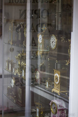 Antique Clock Shop. (BambersImages) Tags: clock shop antique antiques clocks tetbury