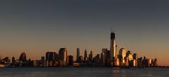 PA164852_stitch2 (andrzejsykut) Tags: new york nyc sunset newyork downtown manhattan oneworldtradecenter