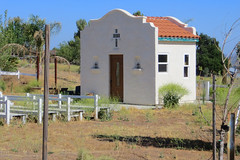 Tiny Chapel & pews (goldtrout) Tags: building church sandiego chapel campoca luna16