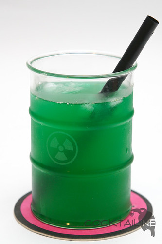 Toxic waste cocktail