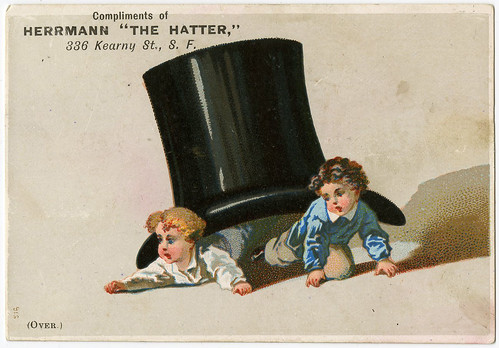 Trade card of C. Herrmann & Co.