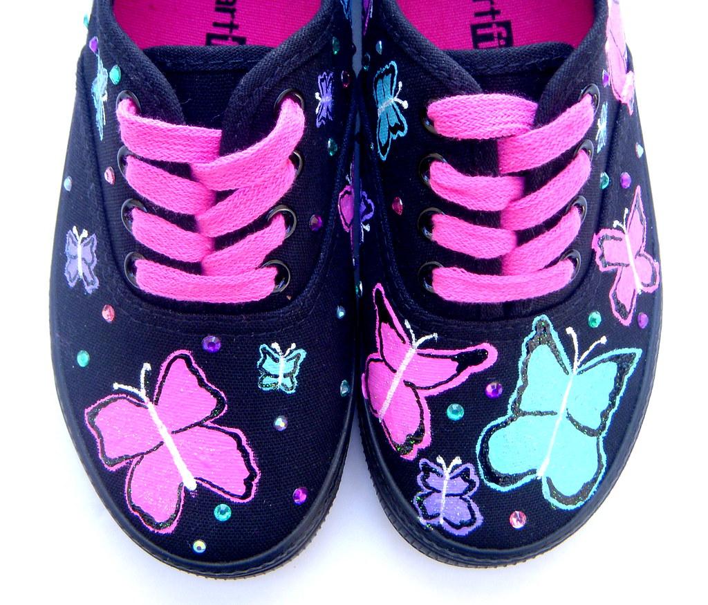 cd7c2c9271d Butterfly Shoes www.fruitfulfeet.com (fruitfulfeet) Tags  ariel fashion  shoes sebastian