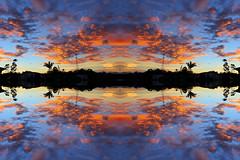 Caleidoscopio 1 (Jos M. Arboleda) Tags: sunset canon atardecer eos evening colombia dusk jose kaleidoscope reflejo 5d caleidoscopio arboleda markiii popayn mygearandme josmarboledac blinkagain ef24mmf28isusm