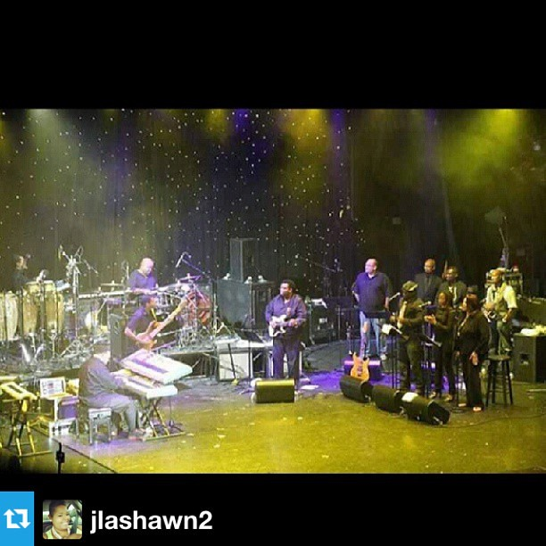 #Repost from @jlashawn2 • 2011 Capital Jazz Super Cruise with George Duke w/Wayne Bruce, Jay Williams, David Dyson, Marqueal Jordan, Skip Pruitt, Greg Boyer and others.