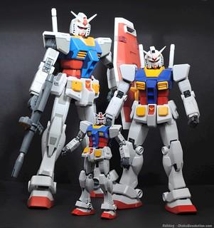 MG RX-78-2 Gundam Ver 3 25 by Judson Weinsheimer