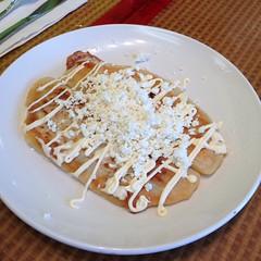 Tlacoyo @ El Aguila Taqueria (viguilla) Tags: tlacoyo foodspotting elaguilataqueria foodspotting:place=498738 foodspotting:review=3948173