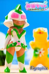 LadyMAXX (Tan) (Figraphix (Gunshrimp)) Tags: exclusive kaiju  konatsu sofubi  maxtoy  maxtoycompany paradiseset ladymaxx negora    daikaijubon