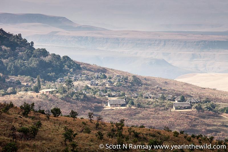 uKhahlamba-Drakensberg - South Africa