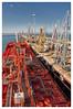Ready for discharging (Rhannel Alaba) Tags: nikon bow d90 pido alaba odfjell brsilia rhannel portotorresterminal