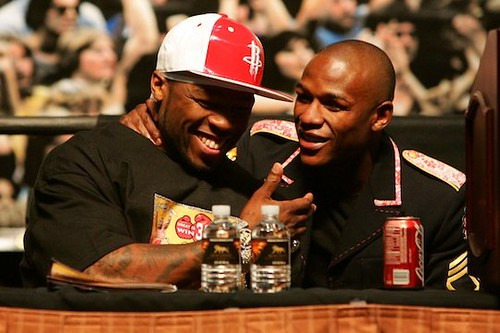 50 Cent interview on Hot 97 , says floyd will beat canelo , speaks on nas and kendrick lamar