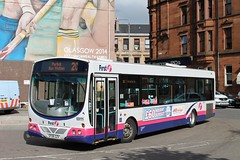 First Glasgow - SF06 GZX (69111) (MSE062) Tags: urban bus scotland eclipse volvo glasgow first single wright decker sf06 gzx b7rle 69111 sf06gzx