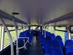 Wilts and Dorset 1542 HJ63JKF Topdeck  DSC01012 (MrB Bus) Tags: x5 topdeck 1542 showbus wiltsanddorset salisburyreds hj63jkf