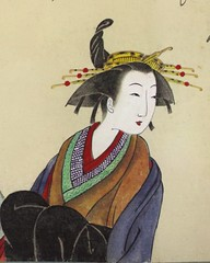 SDIM1370 - 3 (AkinoSasafune) Tags: woman japan  ornamental hairstyle edo hairpin