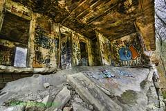 cc-0076 (h8rfish) Tags: abandoned graffiti nikon pennsylvania tokina tamron hdr fotography phography concretecity d5200 d5100 h8rfish nantickoke