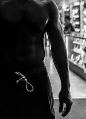 South Beach Tuxedo (manuelm) Tags: blackandwhite bw muscles photography miami body fineart streetphotography tuxedo miamibeach oceandrive musculos shouthbeach alleyesonme manuelmazzanti streetfineart manuelmazzantiphotography