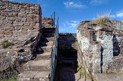 Château Tanstein - Dahn - Rhénanie-Palatinat (Vaxjo) Tags: castle germany deutschland ruins allemagne château castillo castelli dahn rheinlandpfalz ruines rhénaniepalatinat tarnstein