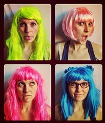 24 wig (emifly) Tags: selfportrait hair fun 4 quad wig plonker selfie