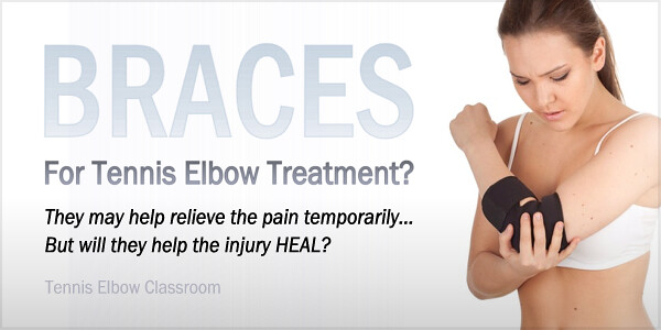 Thumbnail for Tennis Elbow Braces: Healing Vs. Pain Relief?