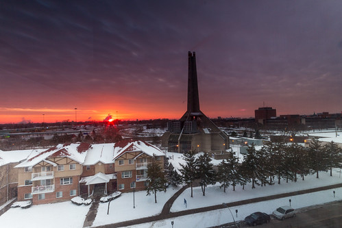 """Winter Sunset • <a style=""""font-size:0.8em;"""" href=""""http://www.flickr.com/photos/76866446@N07/11466771125/"""" target=""""_blank"""">View on Flickr</a>"""