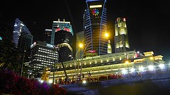 Kiasu-Night View (tiokliaw) Tags: world building travelling beautiful beauty digital photoshop wonderful interesting nikon scenery singapore holidays colours exercise earth expression object perspective explore winner greatshot imagination sensational discovery overview excellence addon highquality inyoureyes teamworks digitalcameraclub mywinners worldbest anawesomeshot almostanything thebestofday nikonflickraward burtalshot