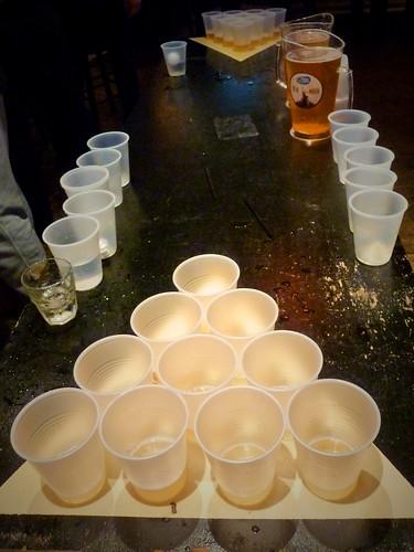 Beer-pong, New York, USA
