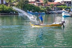 Tarrafeando - Florianopolis (Daniel Guilhamet) Tags: costumes cidade canon pessoas florianópolis paisagem florianopolis pesca cultura pescadores