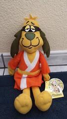 Hong Kong Phooey Plush (2012 - Hanna Barbera / The Toy Factory) (MADDOGCA) Tags: guy toy one hanna cartoon super plush hong kong number animation phooey barbera hannabarbera