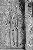 Apsara in Interior Left Side Wall next to the King's Gate Back of Angkor Wat (Patumraat) Tags: world old travel holiday gambling building tourism beautiful architecture angel wonder thailand temple ancient cambodia heaven vishnu dancing image god religion goddess ruin culture buddhism fortune relief siem thom classical civilization shape angkor wat hindu bas apsara asean reise reab khmehr