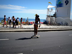 Beach Scene, Rio de Janeiro, Brazil () Tags: brazil vacation woman holiday praia beach latinamerica southamerica girl rio riodejaneiro strand mar calle strada surf streetphotography playa corso streetscene brasilien garota skater frau rue fille plage rtw praiadeipanema spiaggia carioca ipanema vacanze sunnyday leblon brsil roundtheworld sudamerica straat beachscene amricadosul amricalatina globetrotter southernhemisphere traeth  zonasul amriquelatine 16days girlfromipanema ipanemabeach   sk8ter amricadelsur sdamerika thegirlfromipanema  garotadeipanema avvieirasouto  strase worldtraveler  americadelsud sk8tergirl avenidavieirasouto   avenidadelfimmoreira  avdelfimmoreira sk8terchick avfranciscobhering