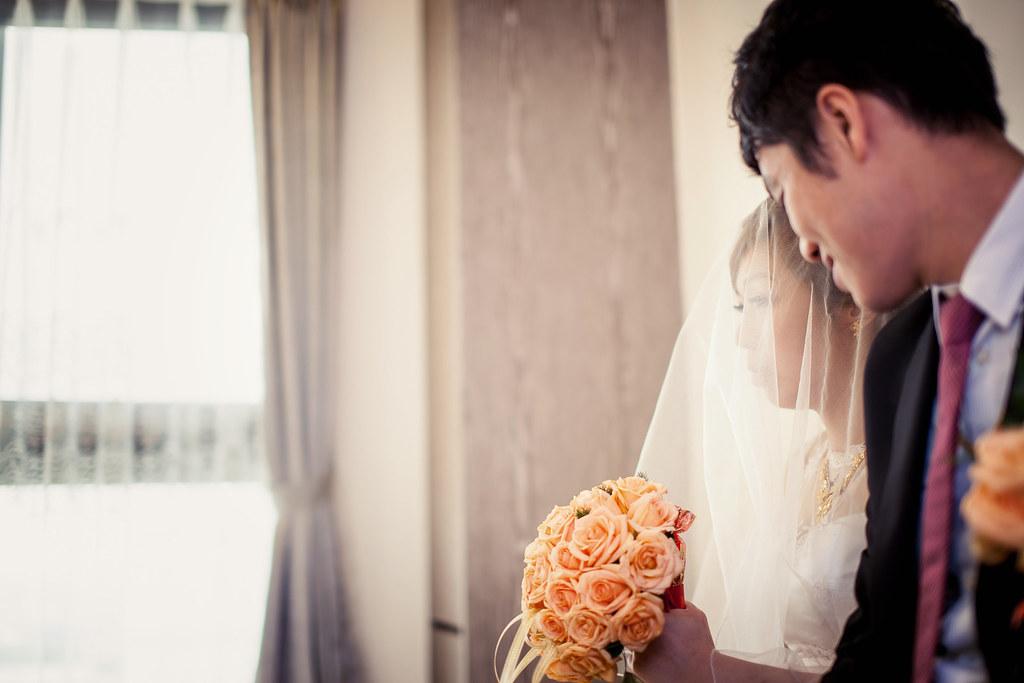 士銘&睿芯Wedding-070