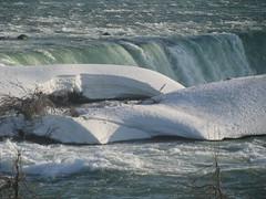 Cold Falls (William Wilson 1974) Tags: niagarafalls waterfalls touristattraction niagarariver niagarafallsny