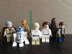 A New Hope (Johnny-boi) Tags: old people hope lego version figs legostarwars trilogy minifigure