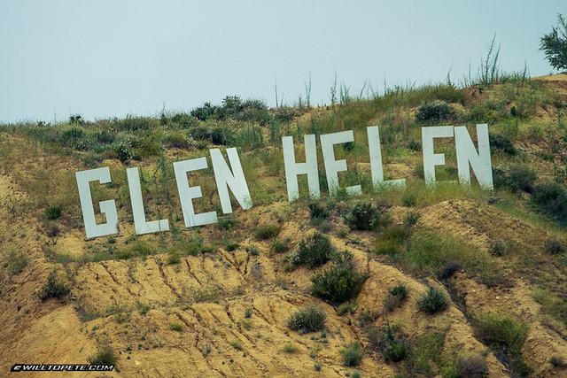 Glen Helen 5/8/14