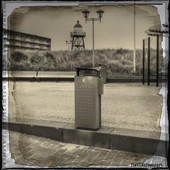Winterscape at sea side (plattlandtmann) Tags: bin winterscape s95 monochrome